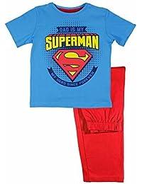 Superman - Pijama dos piezas - para niño