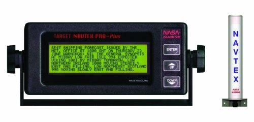 Nasa Target Navtex Pro Plus Empfänger, Dunkelgrau Navtex-empfänger