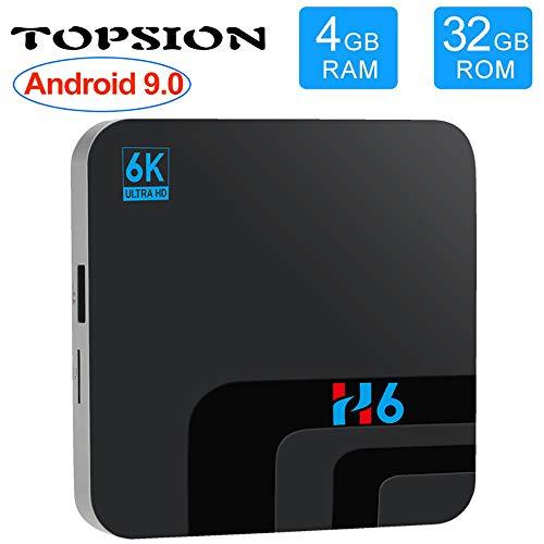 Zach-8 Androider intelligenter Fernsehkasten, intelligenter Multimedia-Spieler Fernsehkasten Bluetooth 6K Set-Top-Kasten WiFi Hauptaudiomedia-Spieler T720 Serie
