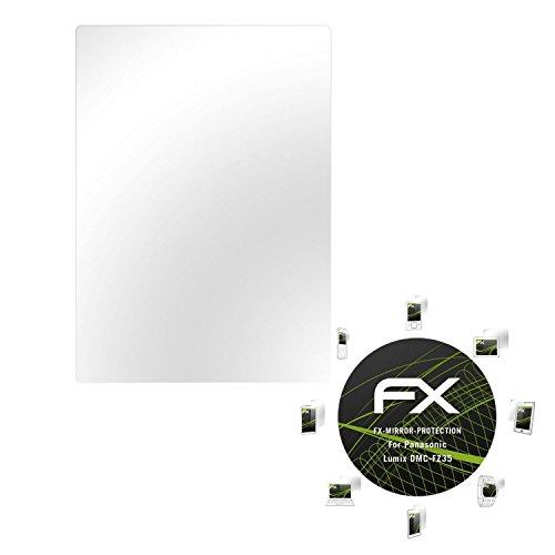 atFoliX Displayfolie kompatibel mit Panasonic Lumix DMC-FZ35 Spiegelfolie, Spiegeleffekt FX Schutzfolie - Fz35 Panasonic Lumix