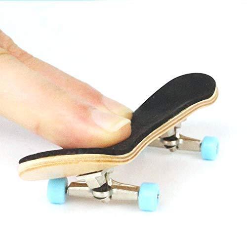 Fingerboards aus Holz Set Finger Skateboard für Finger Skateboard ()