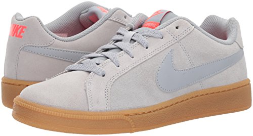 211e8fbd1cada Nike Court Royale Suede - Wolf Grey Solar Red