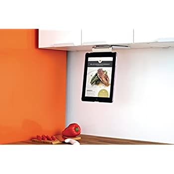 xainou kitchen holder k chen halter f r ipad und android tablet pc s k che haushalt. Black Bedroom Furniture Sets. Home Design Ideas