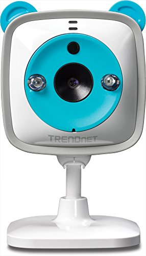 TrendNet TV-IP745SIC WiFi HD Baby-Kamera weiß