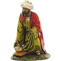 Bertoni Gaspare figurine, multicolore, Legno, Multi-colour, 12 cm