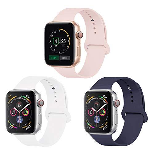 GIPENG para Correa Apple Watch 38MM 40MM