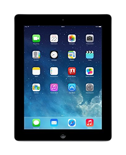 Apple iPad 2 16GB Wi-Fi - Black (Certified Refurbished)