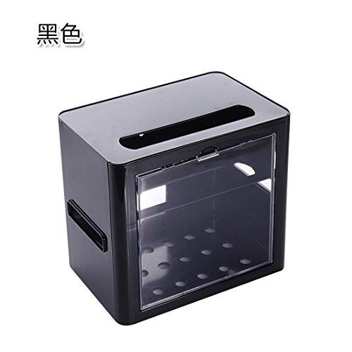 KXZDAS Caja Almacenamiento Router Acabado Strip Box
