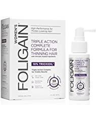Foligain - Solution Trioxidil® Femme - Anti Chute de Cheveux
