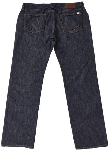 Vans Herren Jeans M V66 Slim Midnight Indigo