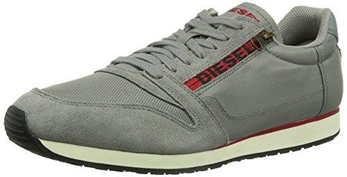 Diesel BLACK JAKE SLOCKER S - sneak, Herren Sneakers - Grau (T8090), 41 EU (7.5 Herren - Diesel Jake