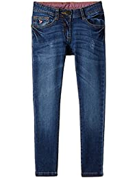 US Polo Association Girls' Jeans
