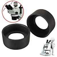 Aokshen Soft Rubber Eyepiece Eye Shield Eye Guards Cups For Binocular