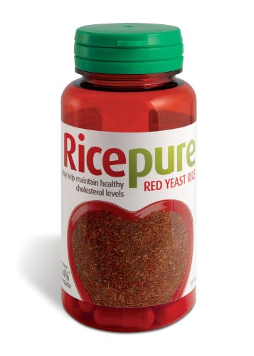 Rice Pure (60 capsule) - x 3 Pack Savers Deal Test