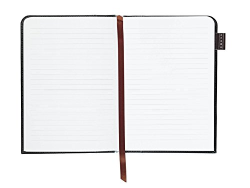 Cross Medium Journal with Three Quarter Accessory Pen - Black