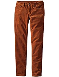 Fitted Corduroy Pants - femme