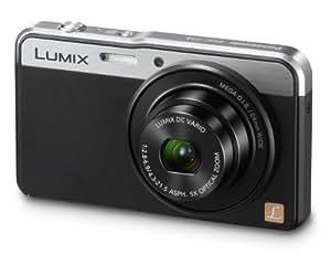 """Panasonic Lumix DMC-XS3 Appareil-photo compact 14.1MP 1/2.33"""" MOS 4320 x 3240pixels Noir - appareils photos numériques (14,1 MP, 4320 x 3240 pixels, MOS, 5x, Full HD, Noir)"""