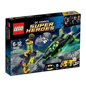 Super Heroes DC Comics Lanterna Verde vs. Sinestro - 76025 0743138280738 LEGO