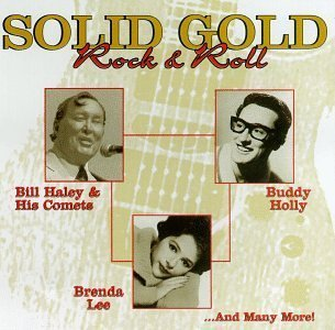 Solid Gold Rock & Roll by Various Artists