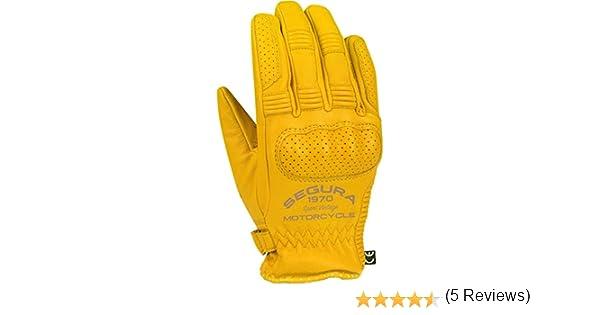S Paire de gants Segura Cassidy Beige Taille 8