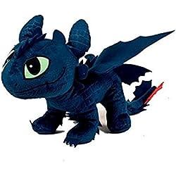 Diverse 208740 - Peluche Desdentado Como entrenar A Tu Dragon 26 Centimetros