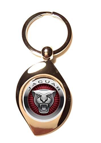 selanhänger Zen aus versilbertem Metall - Jaguar ()