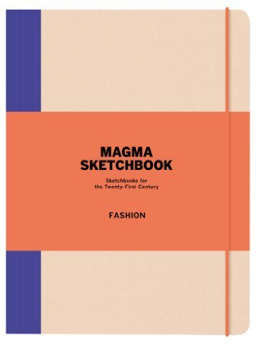 Magma Sketchbook: Fashion by Magma Books (2011-10-03) par Magma Books