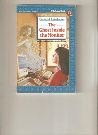 book cover of The Ghost Inside the Monitor