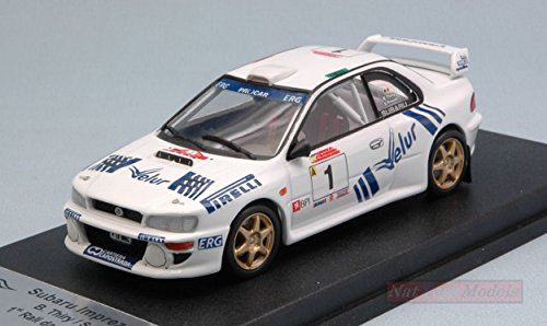 TROFEU TFRRAL49 SUBARU IMPREZA WRC N.1 RALLY OF MADEIRA 1999 THIRY-PREVOT 1:43