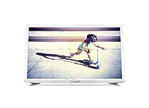 Philips 24PHT4022/05 24-Inch HD Ready LED TV with Freeview HD