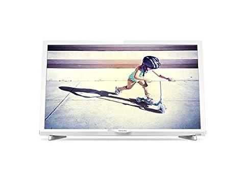 Philips 24PFS4032/12 60cm (24 Zoll) LED-Fernseher (Full HD) (Full Hd Fernseher Günstig)