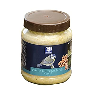 CJ Wildlife Peanut Butter for Birds Original by CJ Wildlife