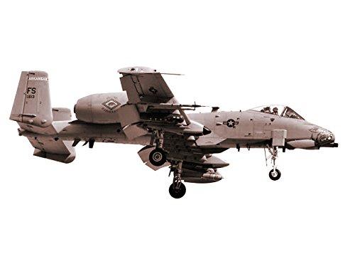 Italeri 510001376 - 1:72 A-10 Gulf War