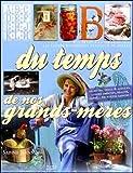 DU TEMPS DE NOS GRANDS MERES
