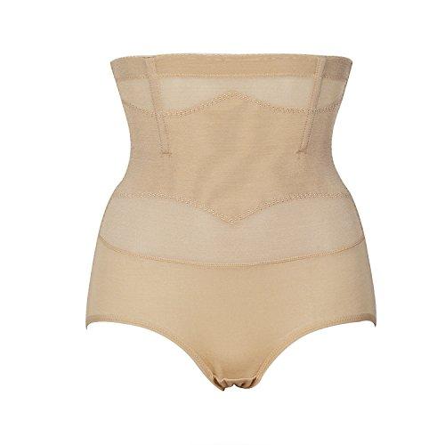 Fzmix Slimming Sheath Shapewear Seamless Women Body Shaper Brief High Waist Belly Control Shapewear Pants Shorts (Womens Nylon Briefs)