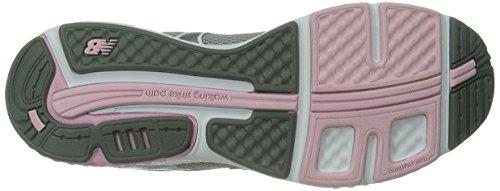 New Balance , Damen Walkingschuhe Grau grau UK / Medium (B, M) US / EU womens KM-Komen Pink
