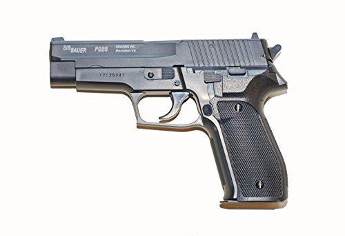 Softair Vollmetall Pistolen Colt Browning Walther Heckler & Koch Beretta Combat Zone uvm. Airsoft Softair Kugeln Munition Premium Qualität aus Deutschland von ETU24 (Sig Sauer P226 HPA)