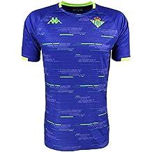 Camiseta de entrenamiento - Real Betis Balompié 2018 2019 - Kappa Aboupre 2  Jersey - 81853a19e9c2d