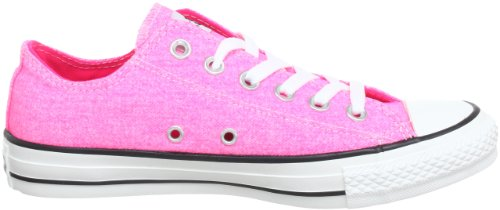 Neon Wash Sneaker Ox Ct Damen Converse Pink qCx5EPW