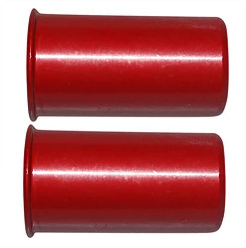 Flachberg Pufferpatronen Kaliber 16 Aluminium Rot (2 Stück) Pufferpatrone (Ausführung 2) M1 -