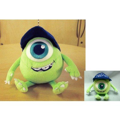 Monsters Inc Hut (Disney Monsters, Inc. [] Bean Doll (ein Kinder-Mikrofon / wichtig Hut) Monsters University)
