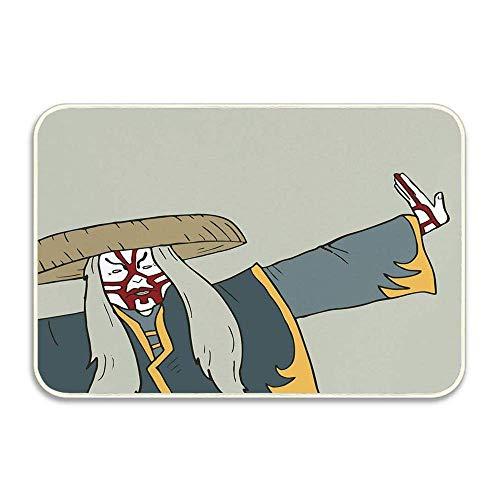 Landianguangga Kabuki Mask ation Old Japanese Person