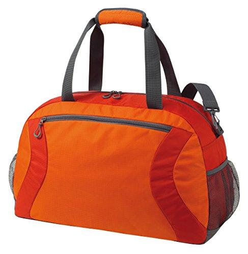 HALFAR® HF9994 Sport / Travel Bag Air Freizeittaschen Sport- & Reisetaschen Tasche, Farbe:Navy red
