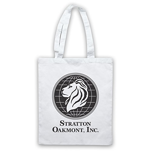 Ispirato Al Lupo Di Wall Street Stratton Oakmont Inc Non Ufficiale Delle Borse Del Capo Bianche