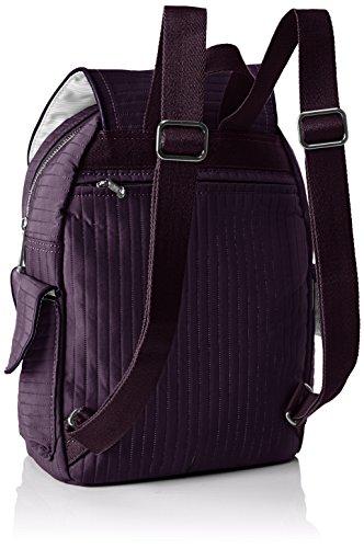 Kipling City Pack S Rucksackhandtaschen Violett (L37 Craft Purple)