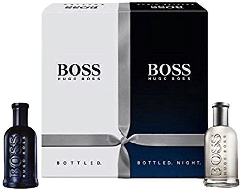 HUGO BOSS Perfume 2 Piezas Hugo Boss Bottled + Bottled Night: Amazon.es: Belleza