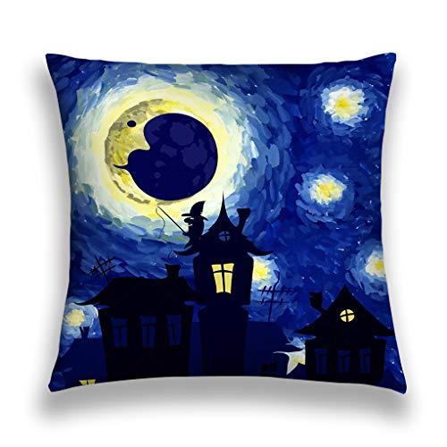zexuandiy Kissenbezüge Decor Throw Pillow Cushion Cover,Modern Design Artwork,18