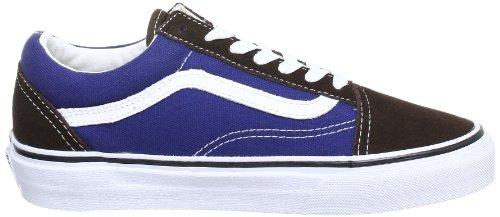 Vans U Antigua Escuela Vsdi7t0, Sneaker Unisex Adulto Marrone (braun ((vintage) Marrón))