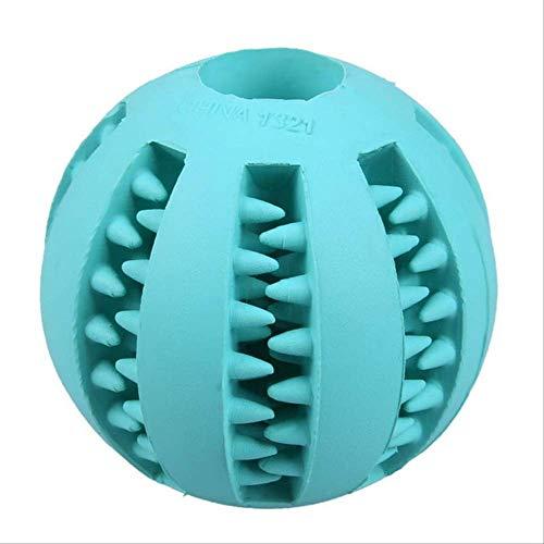 AHJSN Trainingsball Hundespielzeug 24 cm riesigen aufblasbaren Tennisball Hund Hund Kauen Biss Training Unterschrift Versorgung Outdoor Interactive