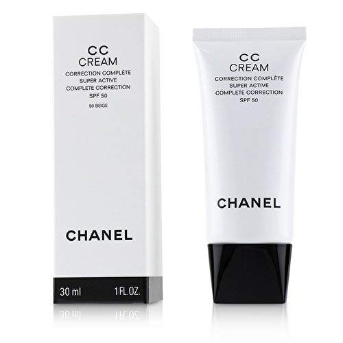 Chanel CC Cream Complete Correction Super Active SPF 50 Beige 50 30 ml